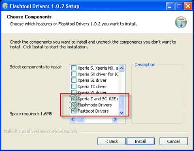 Как перепрошить sony xperia z c6603
