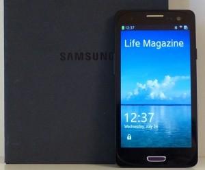Samsung RD-PQ tizen OS