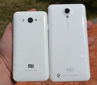 Neo N003 Basic vs Xiaomi mi-2
