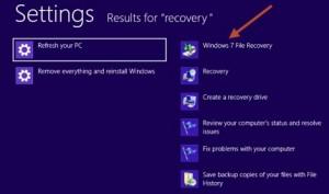 Как создать образ системы в Windows 8 RT