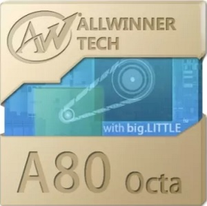 процессор Allwinner A80 Octa-core