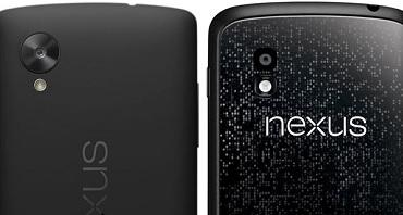 Nexus 5 против Nexus 4