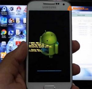 Как прошить Samsung Galaxy S4 Mini GT-I9190 / GT-I9195