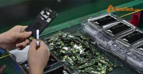 Производство телефонов Jiayu