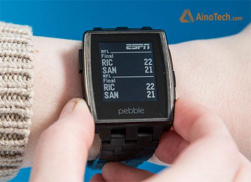 приложения для Pebble 2.0  Steel