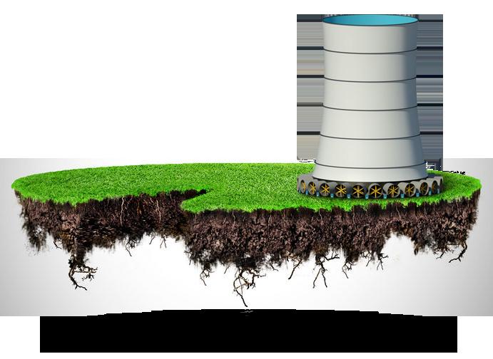 Электростанция нового типа из возобновляемых источников