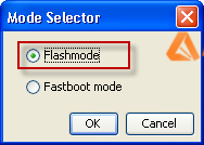 Sony flashtool