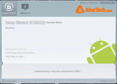 Sony Kingo Android Root - rooting