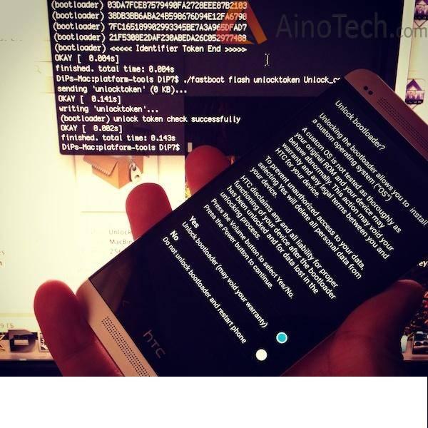 Как прошить HTC One (m7) | AinoTech