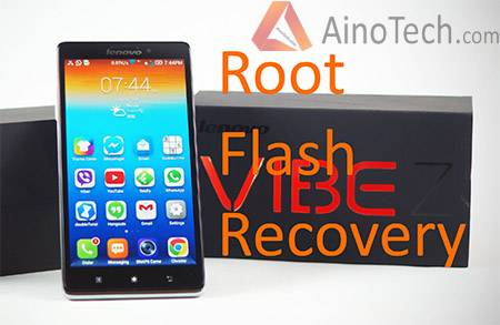Как прошить, root, flash, Lenovo, Vibe Z, K910