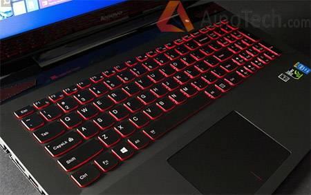 клавиатура, клавиши, подсветка, Lenovo IdeaPad Y510