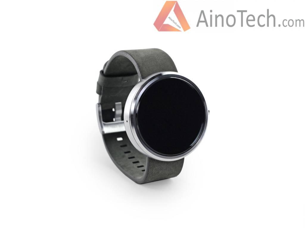 Как разобрать умные часы Moto 360