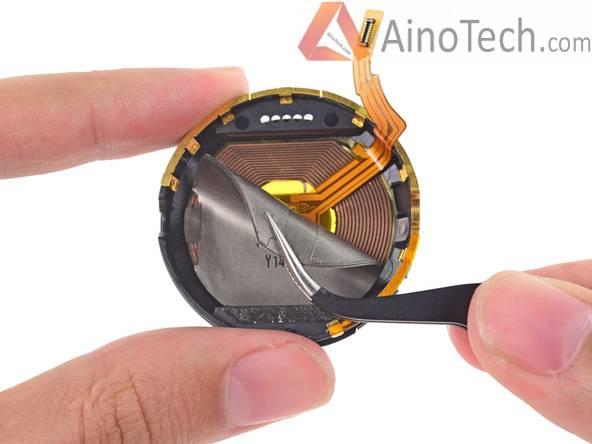 Беспроводная зарядка Moto 360. индукционный модуль, qi