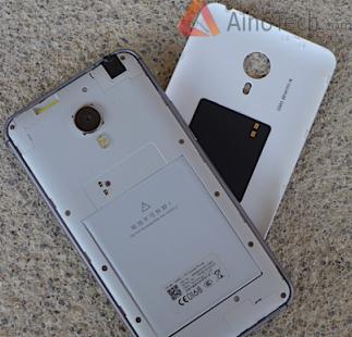Meizu MX4 Pro под крышкой