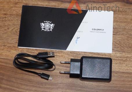 планшет Colorfly G708