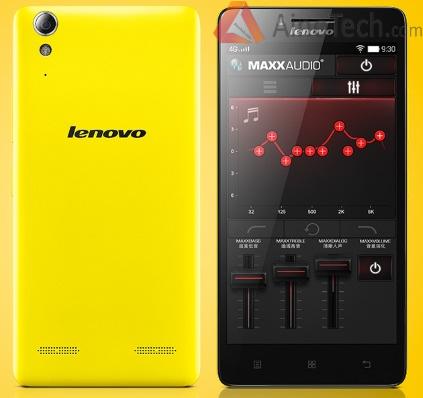 Купить lenovo k3 (k30-w) music lemon 16gb+1gb dual yellow в москве.