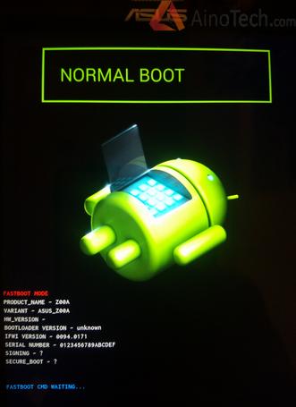 How to flash Asus ZenFone 2 (ZE551ML, ZE550ML, ZE500CL) | AinoTech