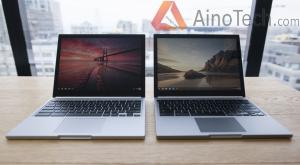 Chromebook Pixel 2015 vs Chromebook Pixel 2013