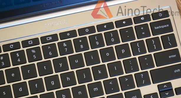 Chromebook Pixel 2015 keyboard