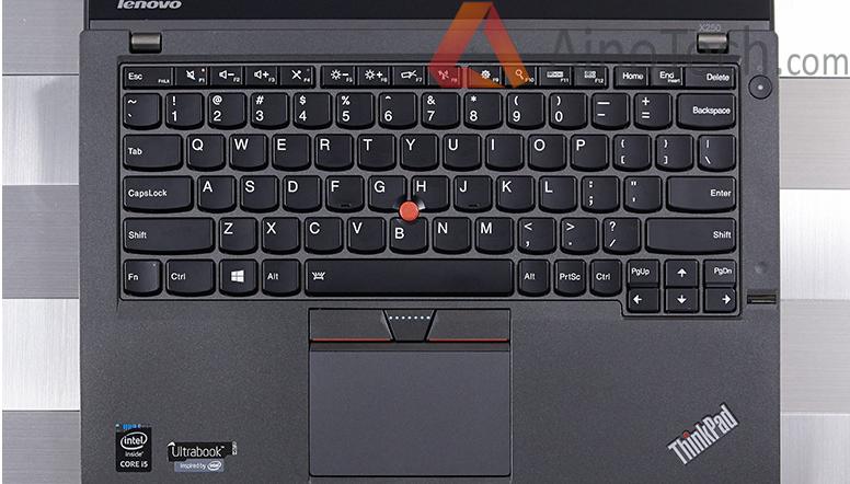 Lenovo ThinkPad X250 клавиатура