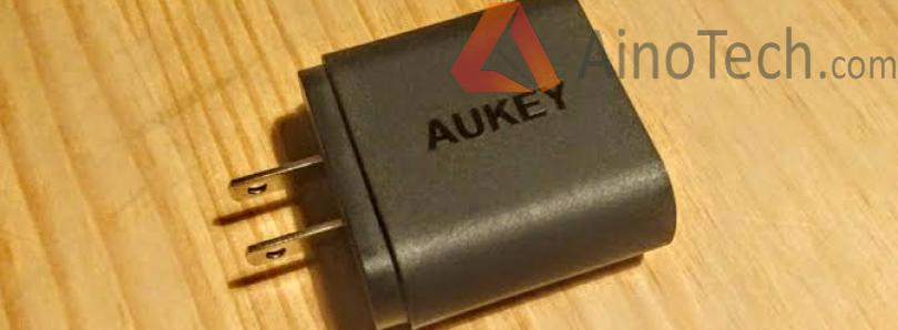 Aukey Ground Running быстрая зарядка 3.0