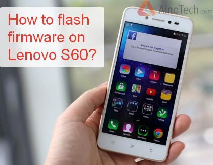 Firware Lenovo s60