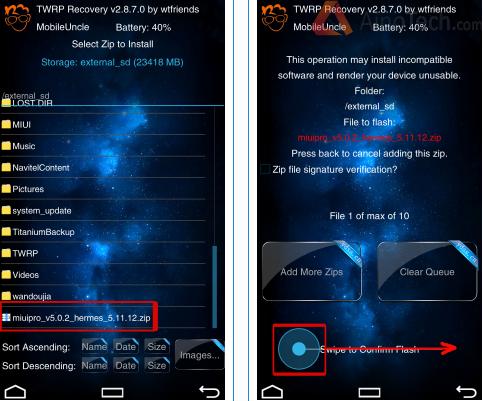 Xiaomi Redmi Note 3 Pro прошивка скачать - фото 9