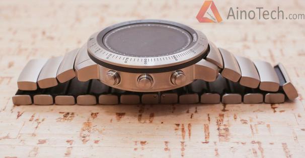 Умные спортивные часы Garmin Fenix Chronos