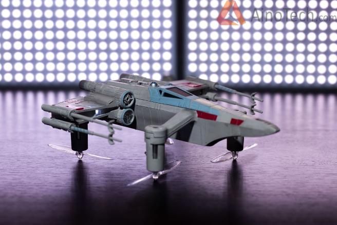 игрушка, квадрокоптер, Star Wars Battle Quads