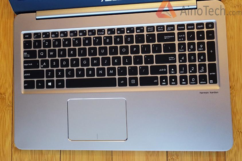 клавиатура asus zenbook ux510