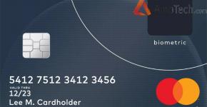 биометрическая платежная карта