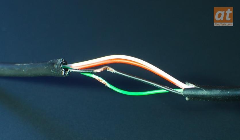Инженерный кабель как сделать 206